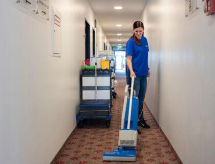 ASE Housekeeping Hotels & Reinigungsservices - Teppichboden Reinigung