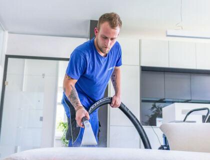 ASE Unterhaltsreinigung - Reinigungsservice - Möbel & Polstermöbel reinigen