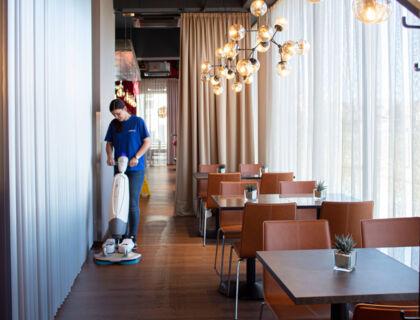 ASE Housekeeping Hotels & Reinigungsservices - Fußboden Reinigung