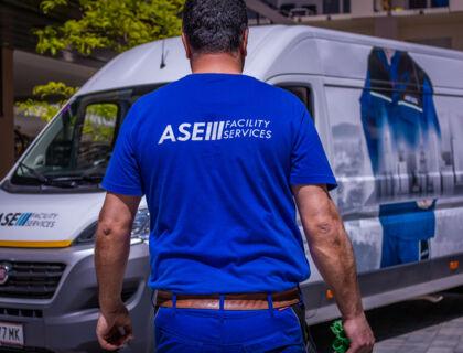 ASE Hausverwaltung - Immobilienverwaltung - mit Bus