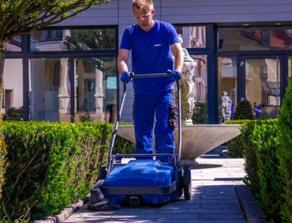 ASE Gartenarbeit, Baumschnitt, Gartenpflege - Kehrdienst